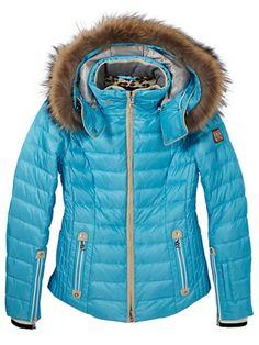 kylie-d jacket with fur - ski - sale - Gorsuch