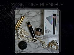 MAGNITONE BLENDUP VIBRASONIC MAKEUP BRUSH- BECOME A MAKEUP PROFFESSIONAL AT THE CLICK OF A BUTTON