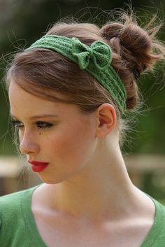 crochet headband @Trish Papadakos Papadakos Papadakos Rossey, im in love!!!
