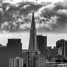 Transamerica Pyramid building SF