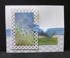 SC431 Larkspur Birthday by hobbydujour - Cards and Paper Crafts at Splitcoaststampers