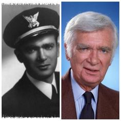 "Famous Veterans who were born on April 2nd include actor (#JedClampett on #TheBeverlyHillbillies and #BarnabyJones) #BuddyEbsen. See if your favorite celebrity served: FamousVeterans.com Ebsen served as executive officer on the Coast Guard-crewed Navy frigate USS Pocatello, which recorded weather at its ""weather station"". These patrols consisted of 30 days at sea, followed by 10 days in port at Seattle. Ebsen was honorably discharged from the Coast Guard as a lieutenant in 1946. Famous Men, Famous Faces, Famous People, Hollywood Stars, Classic Hollywood, Old Hollywood, Buddy Ebsen, Famous Veterans, Celebrities Then And Now"