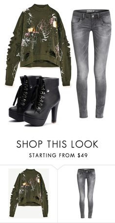 """Untitled #103"" by mairethekiller on Polyvore"