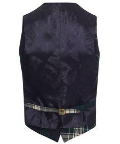 Double Tartan Waistcoat, Vivienne Westwood Man. Shop more from the Vivienne Westwood Man collection online at Liberty.co.uk.