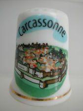 Dé à coudre Thimble - CARCASSONNE - LES REMPARTS