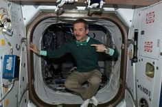 Danny Boy from the International Space Station by Chris Hadfield -- Too cool
