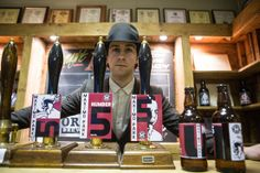 Maximo No.5 - Maximo Park launch their own beer to tie in with the release of their new album