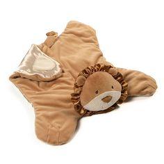 Gund Leo Lion Comfy Cozy Blanket, Multicolor