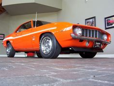 85 best images about 1969 Camaro on Pinterest