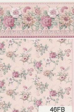 1000 images about dollhouse wallpaper on pinterest