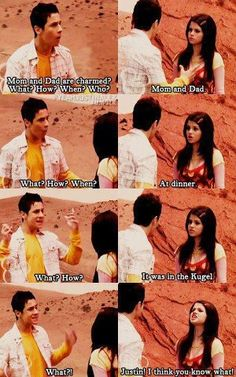 Wizards of Waverly Place I am not a fan of this tv show by any means, but I thought this was a really funny scene. Tv Quotes, Movie Quotes, Funny Quotes, Series Da Disney, Old Disney Shows, Selena Gomez, Old Disney Channel, Wizards Of Waverly Place, Old Shows