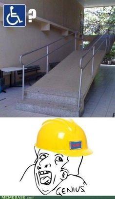 Handicap friendly?
