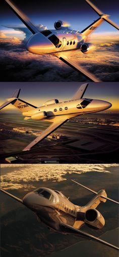 Cessna Citation X... Fast & Classy.