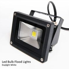 120V DC 10W Daylight White LED Wall Pack Wash Flood Light Outdoor, Black Finished by eTopLighting. $15.75. High Quality 120V 10W Day Light LED Flood Light | Energy saving, low power consumption, long life expectancy | Suitable for Playing Ground, Construction Building, Garden or Park Use | Achieve required lighting effects on the angle of 5¡Æ~140¡Æ