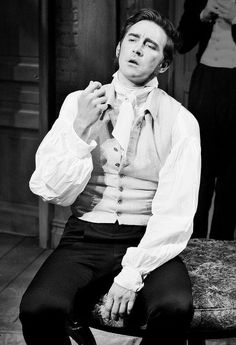 #LeePace as Vincenzo Bellini in T. McNally's Golden Age photographed by Sara Krulwich for NYTimes, 2012.