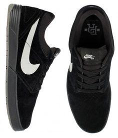 best website ad060 aaca2 Nike SB Paul Rodriguez V Shoes - BlackSilver 89.00 nike paulrodriguez