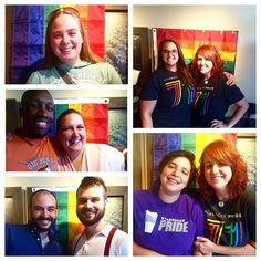 Okay one more!  We are the #SEPrideAllianceNetwork! Thank you to every partner who came out tonight to the Meet and Greet. Can't wait for #CharlestonPrideFestival2015 with all of you!  #Pride #ExtraShotOfPrideSE #CHS #StarbucksPartners #ToBeAPartner #LGBTQA #Starbucks #BaristaLife #CHSPride #ExtraShotOfPride #PrideAllianceNetwork #Charleston #LOVE #Equality #Partners by eastbaystarbucks