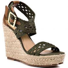 Steve Madden Magestee Platform Wedge Sandals