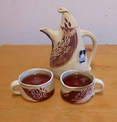 KERAMIKA SATYA: Jak jsem vyráběla čajovou konev Trpaslík