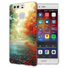 Cheap case for huawei p9, Buy Quality case for huawei directly from China case fashion Suppliers: Case For Huawei P9 Lite(2016)/P8 Lite(2016) Art Rhinestone Painted Pattern Clear Soft TPU Silicone 0023