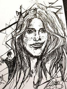Ink Art, Pencil, Watercolor, Tattoo Art