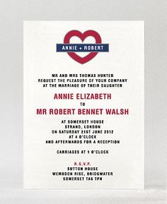 Going underground? For any couples that want that iconic tube map design for their wedding invitations.