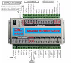 Cheap motion card, Buy Quality cnc motion card directly from China motion controller cnc Suppliers:XHC MK 3 Axis USB Cnc controller USB CNC Motion Control Card Breakout Board Homemade Cnc Router, Diy Cnc Router, Diy Lathe, 3 Axis Cnc, Cnc Controller, Cnc Projects, Cnc Machine, Boards, Plc Programming