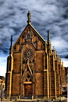 Latest Travel Answers for Loretto Chapel | Trippy