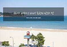 우리가 바라던 바다! 포항의 맛과 멋 | Special Journey sjzine