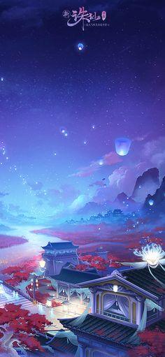 Magic Background, Gold Wallpaper Background, Fairy Wallpaper, Scenery Wallpaper, Background Pictures, Wallpaper Backgrounds, Fantasy Art Landscapes, Fantasy Landscape, Landscape Art