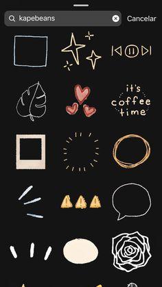 Instagram Emoji, Cute Instagram Captions, Instagram Frame, Creative Instagram Stories, Instagram And Snapchat, Instagram Blog, Instagram Story Ideas, Instagram Quotes, Instagram Editing Apps