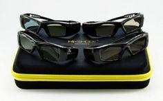 Hi-SHOCK® RF Pro Bundle [Black Diamond] - EPSON / JVC / SONY / XPAND