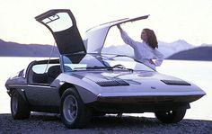 Michelotti Matra Laser - 1972