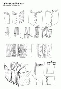 Bookbinding Techniques | Creativity Forest