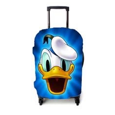 Sonic Mania Suitcase Protector Travel Luggage Cover Fit