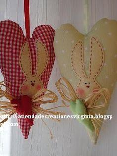 bunny hearts