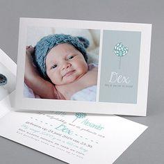 Geboortekaartje BN15-003-B