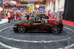SEMA 2012 Tony Starks Acura NSX Convertible Concept Photo 1