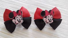 Hair Bow Boutique with Minnie Mouse Hair Bow от JuliaBabyShop