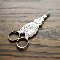 Image of Kelmscott Designs : Owl Scissors