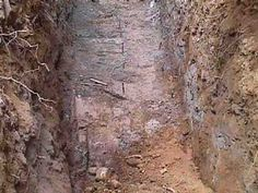 Excavation site for Underground Shelter