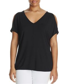 Tart Collections Plus Rocky Cold Shoulder Tee