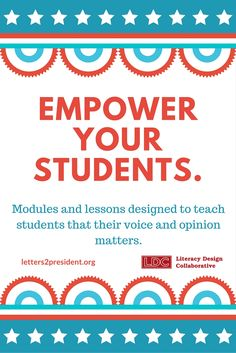 #Free modules and lessons to encourage and empower your students inspired by #2nextprez! Check them out in LDC CoreTools now. #socialstudies