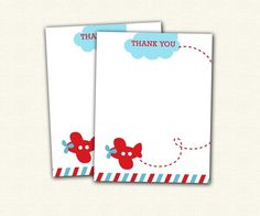Airplane+flat+note+thank+you+card.+ Download+link+will+be+sent+to+you+within+minutes+from+purchase.  Say+your+thank+you+in+style+with+this+adorable+printable+cards!+  It's+very+easy!+Just+print+and+cut+(following+the+provided+line).+TA-DA!+Your+cards+are+ready!+  You+will+receive: *+1+PDF...