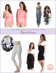 Seraphines #maternity #clothes