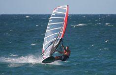 ウィンドサーフィン スピード