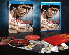 rogeriodemetrio.com: Enter the Dragon: 40th Anniversary Blu-ray
