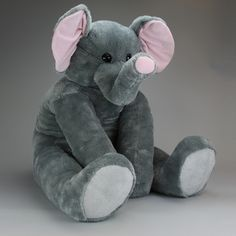Giant Stuffed Animals | Giant Stuffed Elephant Toy
