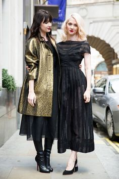Pin for Later: See What the Style Crowd Wore to London Fashion Week Day 5