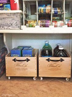 15 Ways to DIY With Wine Crates